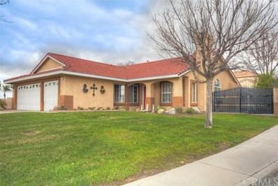 548 S Dallas Avenue, San Bernardino, CA 92410 - MLS#: EV19036392
