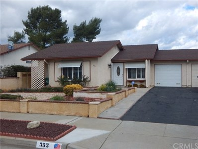 352 Beverly Drive, Banning, CA 92220 - MLS#: EV19036956