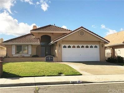 2617 La Paz Avenue, Hemet, CA 92545 - MLS#: EV19037288