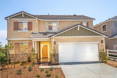 25012 Bridlewood Circle, Menifee, CA 92584 - MLS#: EV19038988