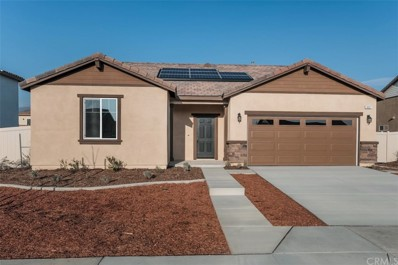 1021 Bordeaux Lane, San Jacinto, CA 92582 - MLS#: EV19040293