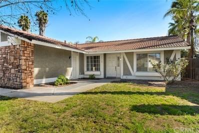 12510 Penske Street, Moreno Valley, CA 92553 - MLS#: EV19043463