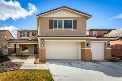 1479 Begonia Way, Beaumont, CA 92223 - MLS#: EV19048534