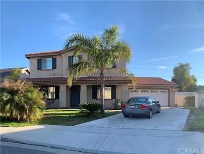 1462 Burns Lane, San Jacinto, CA 92583 - MLS#: EV19049813