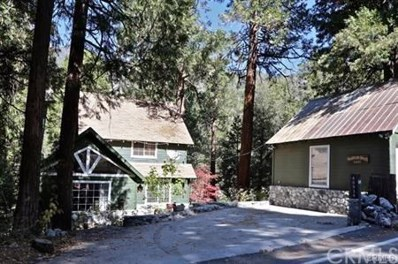 40934 Valley Of The Falls Drive, Forest Falls, CA 92339 - MLS#: EV19054023