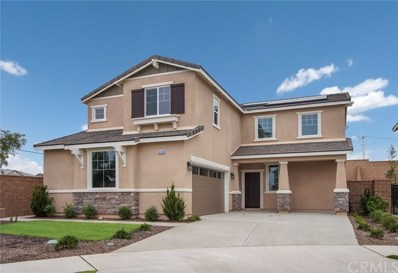 16184 Paper Birch Lane, Fontana, CA 92336 - MLS#: EV19055349