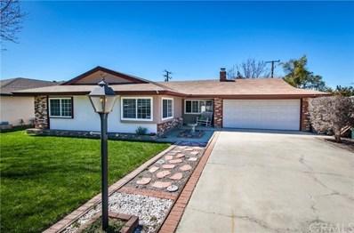 11714 Auburn Avenue, Yucaipa, CA 92399 - MLS#: EV19055488