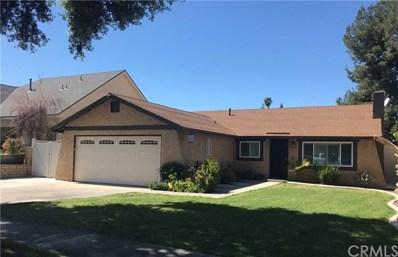 1549 Robyn Street, Redlands, CA 92374 - MLS#: EV19059573