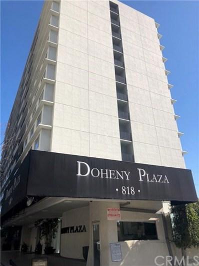 818 N Doheny Drive UNIT 508, West Hollywood, CA 90069 - MLS#: EV19061098