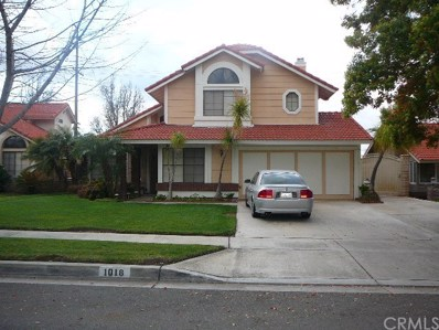 1018 Stickney Circle, Redlands, CA 92374 - MLS#: EV19064804