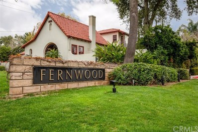 250 E Fern Avenue UNIT 203, Redlands, CA 92373 - MLS#: EV19066082