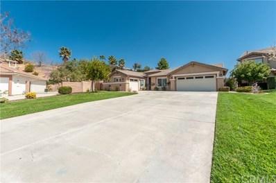 33590 Gene Autry Circle, Yucaipa, CA 92399 - MLS#: EV19066716