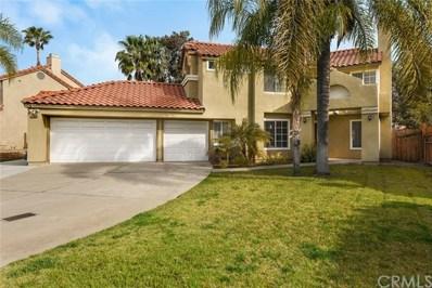 13600 Amanda Street, Fontana, CA 92336 - MLS#: EV19068558