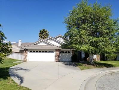 386 Halberta Circle, Calimesa, CA 92320 - MLS#: EV19069706