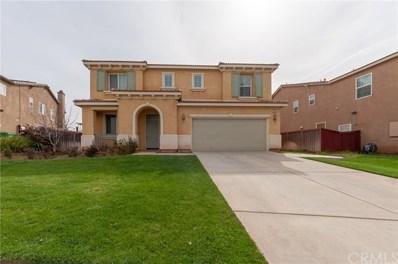 1584 Tiffany Lane, Beaumont, CA 92223 - MLS#: EV19072586
