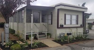 34480 County Line Road UNIT 125, Yucaipa, CA 92399 - MLS#: EV19074726
