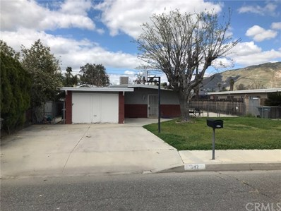 547 E 2nd Street, San Jacinto, CA 92583 - MLS#: EV19075904