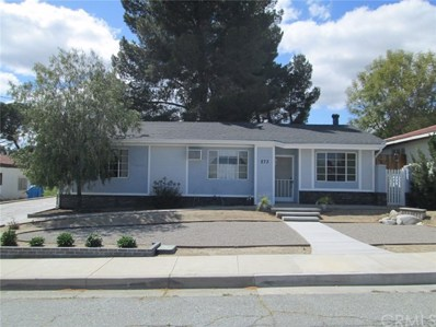 273 N 12th Street, Banning, CA 92220 - MLS#: EV19076025