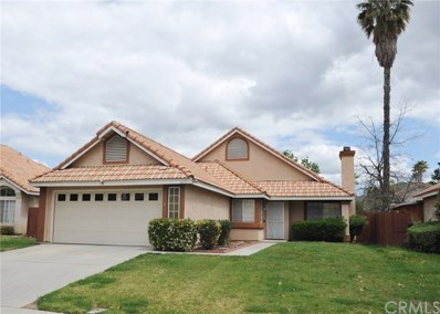 16170 Space Drive, Moreno Valley, CA 92551 - MLS#: EV19076085