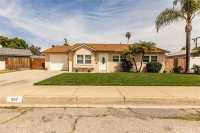 907 E Sharon Road, Redlands, CA 92374 - MLS#: EV19076398