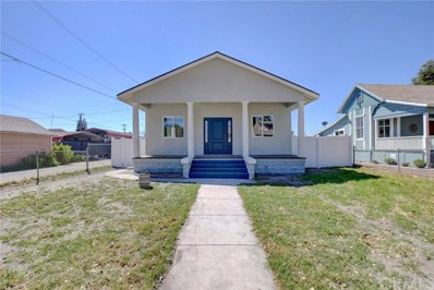 1323 W Congress Street, San Bernardino, CA 92410 - MLS#: EV19081937