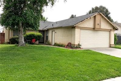 25339 Santiago Drive, Moreno Valley, CA 92551 - MLS#: EV19082423