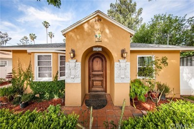 209 N Grove Street, Redlands, CA 92374 - MLS#: EV19083958