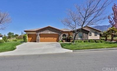 38852 Butterfly Drive, Yucaipa, CA 92399 - MLS#: EV19085828