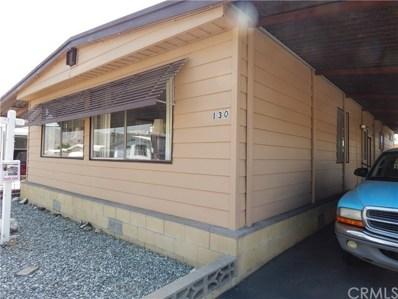 2200 W Wilson Street UNIT 130, Banning, CA 92220 - MLS#: EV19092884