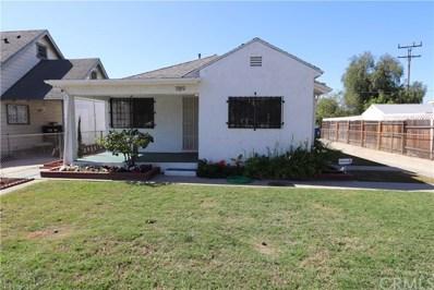 1189 W 15th Street, San Bernardino, CA 92411 - MLS#: EV19093500