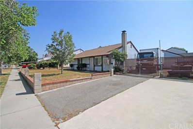 603 N Smoke Tree Avenue, Rialto, CA 92376 - MLS#: EV19093913