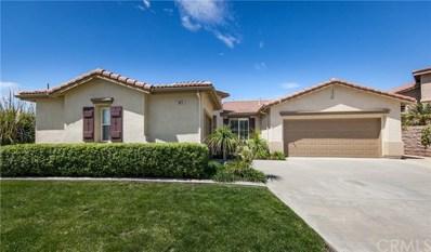 9973 Paseo Corralito, Moreno Valley, CA 92557 - MLS#: EV19094583