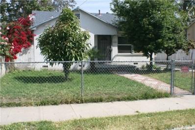 1260 W Walnut Street, San Bernardino, CA 92410 - MLS#: EV19101500