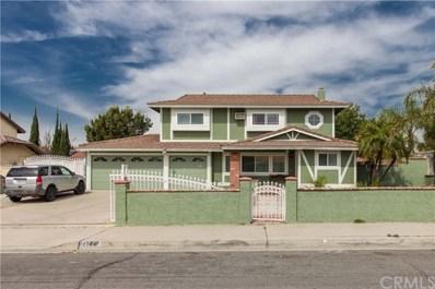 1144 N Glenwood Avenue, Rialto, CA 92376 - MLS#: EV19102832