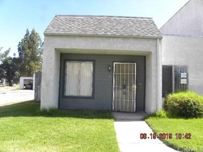 1565 Coulston Street UNIT 26, San Bernardino, CA 92408 - MLS#: EV19104886