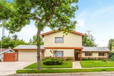 821 Lytle Street, Redlands, CA 92374 - MLS#: EV19105806