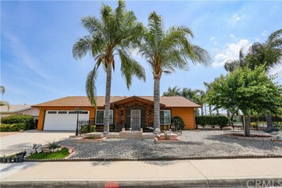 26011 Lancaster Drive, Menifee, CA 92586 - MLS#: EV19107652