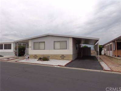 1251 E Lugonia Avenue UNIT 33, Redlands, CA 92374 - MLS#: EV19112049