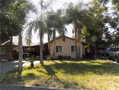2445 Northbend Street, Riverside, CA 92501 - MLS#: EV19113500