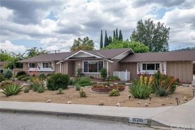 15210 Glenn Hill Drive, Hacienda Heights, CA 91745 - MLS#: EV19119387