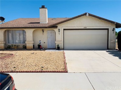 15783 Sandalwood Lane, Victorville, CA 92395 - MLS#: EV19125933