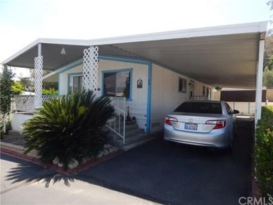 2200 W Wilson Street UNIT 76, Banning, CA 92220 - MLS#: EV19128032
