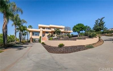 12182 Overcrest Drive, Yucaipa, CA 92399 - MLS#: EV19135649