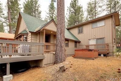 498 Chipmunk Lane, Big Bear, CA 92315 - #: EV19135940