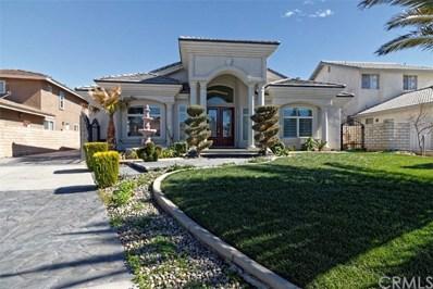12865 Amberwood Lane, Victorville, CA 92395 - MLS#: EV19136640