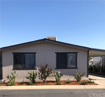 31816 Avenue E UNIT 74, Yucaipa, CA 92399 - MLS#: EV19139018