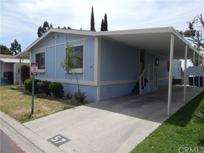 17400 Valley Boulevard UNIT 57, Fontana, CA 92335 - MLS#: EV19139320