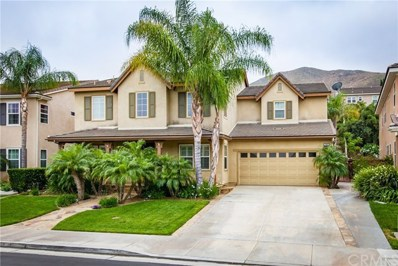 17087 Noble View Circle, Riverside, CA 92503 - MLS#: EV19144412