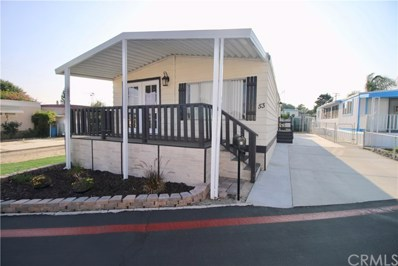 17455 Marygold UNIT 53, Bloomington, CA 92316 - MLS#: EV19144782