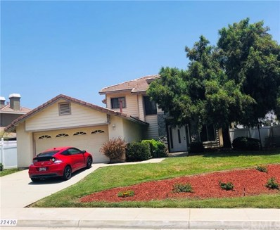 22430 Country Gate Road, Moreno Valley, CA 92557 - MLS#: EV19146459